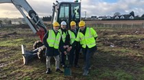 Work starts on new Sandy Park Hotel