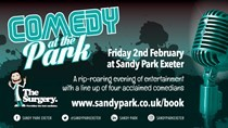 Comedy at the Park Line-up Confirmed