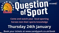 Exeter Chiefs Question of Sport