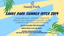 Sandy Park Summer Offer